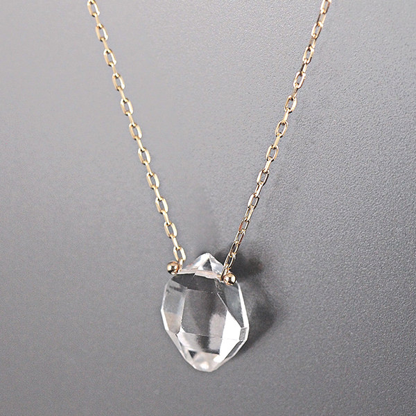 K10 Herkimer Diamond Necklace